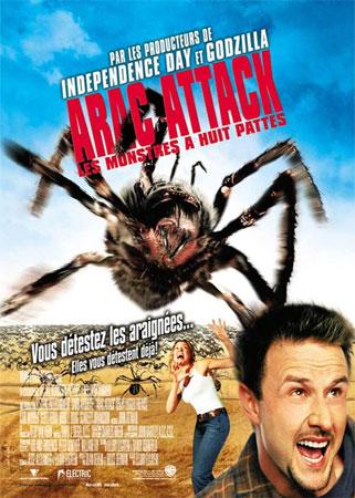 vos derniers achats DVD - Page 4 Arac_attack