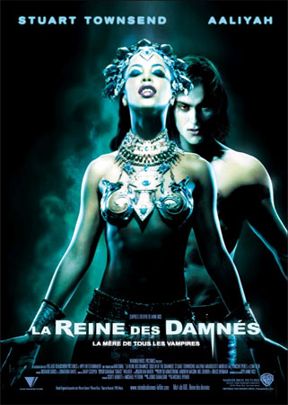 film streaming La Reine des damnés