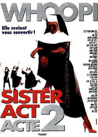 film sister act 2 en streaming