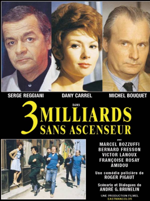 3 milliards sans ascenseur