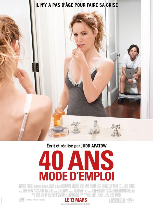 40 ans : mode d