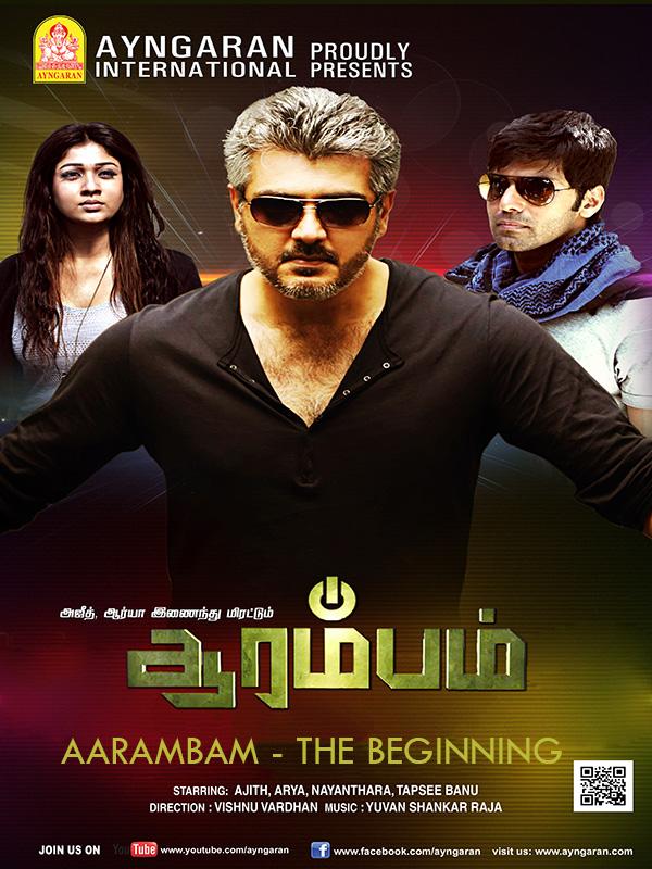 Aarambam The Beginning