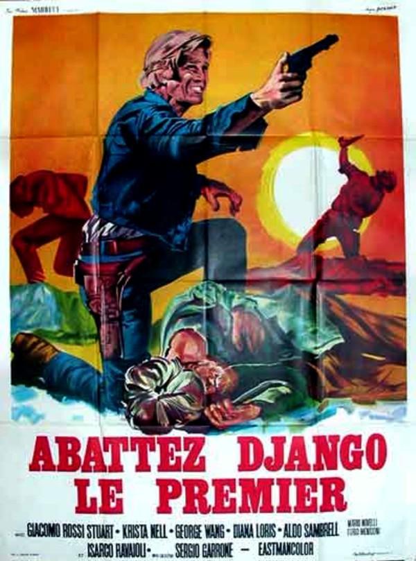 Abattez Django le premier