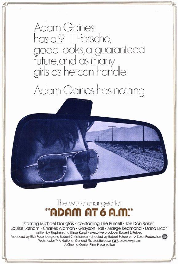 Adam at 6AM