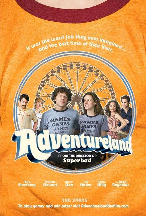 Adventureland : un job d