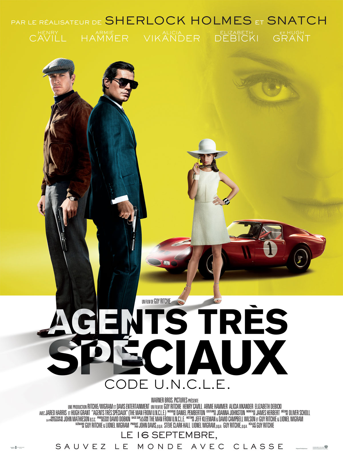 Agents très spéciaux Code U.N.C.L.E