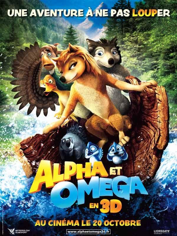 Alpha & Omega en 3D