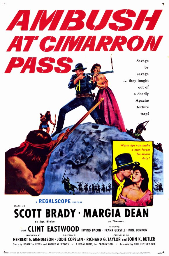 Ambush at Cimarron Pass