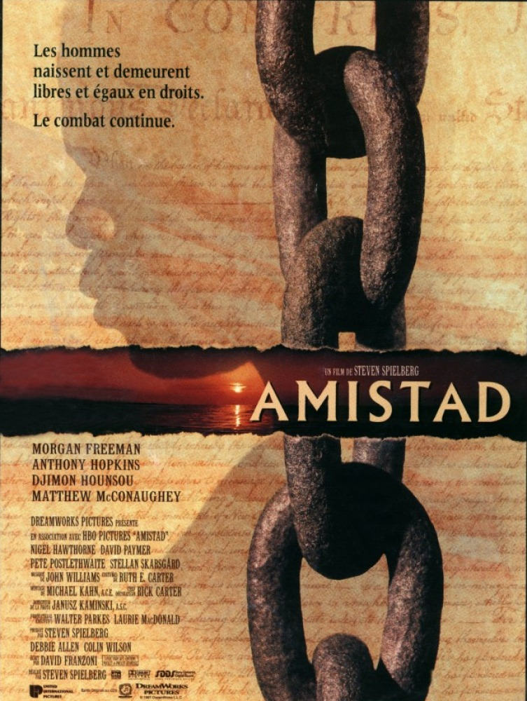 a summary of the story of freedom in the movie amistad A review of the film 'amistad', from '1807 commemorated', a site looking at the commemoration of the bicentenary of the abolition of slavery, 1807, from the institute of historical research and the institute for the public understanding of the past, university of.