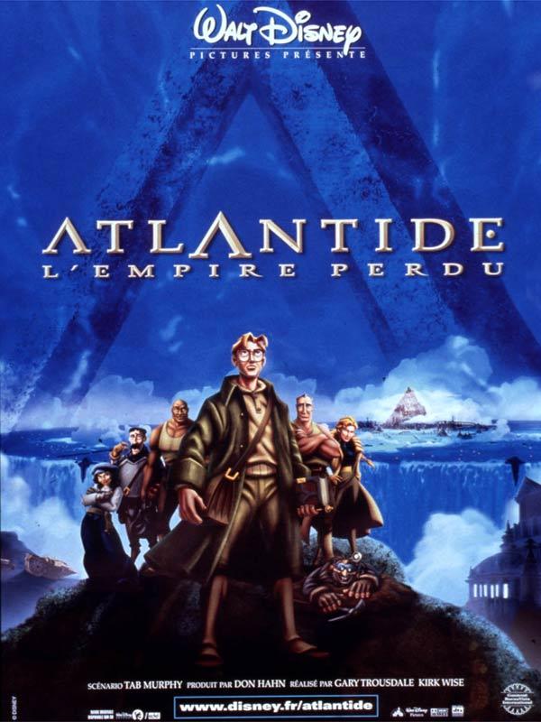 Atlantide, l