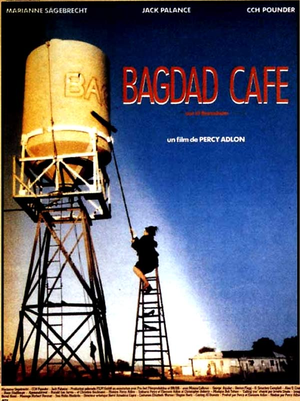 an overview of the movie bagdad cafe Find release information for bagdad cafe (1987) - percy adlon on allmovie.