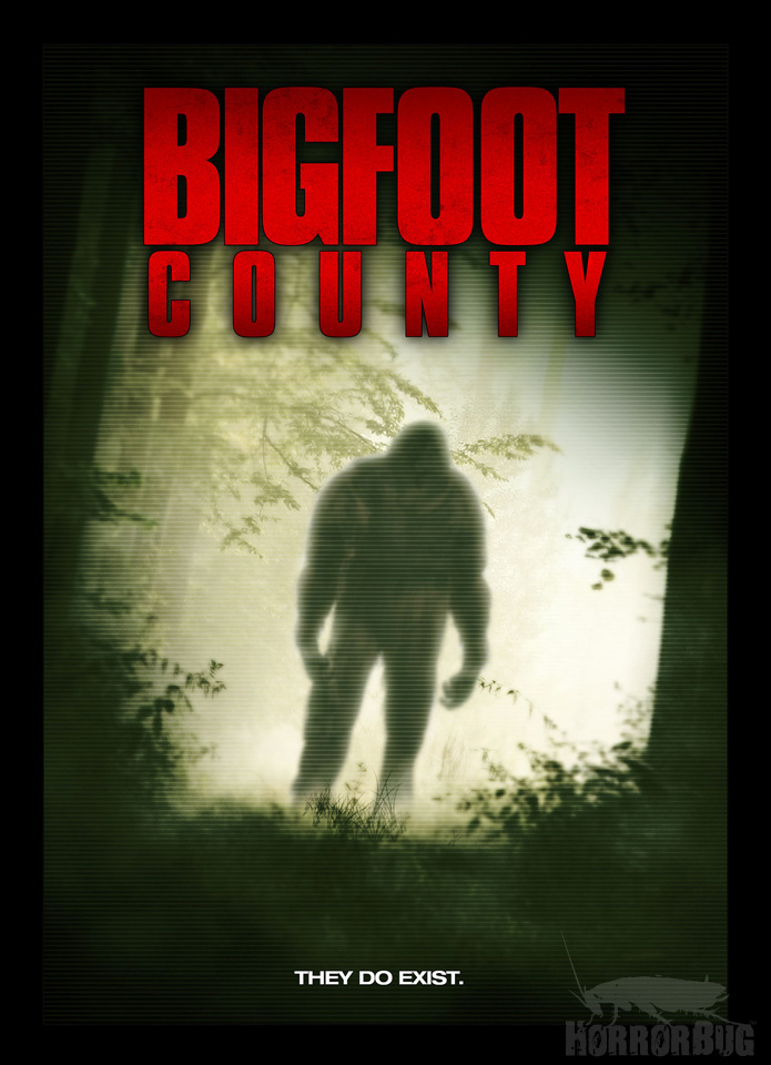 Bigfoot County affiche