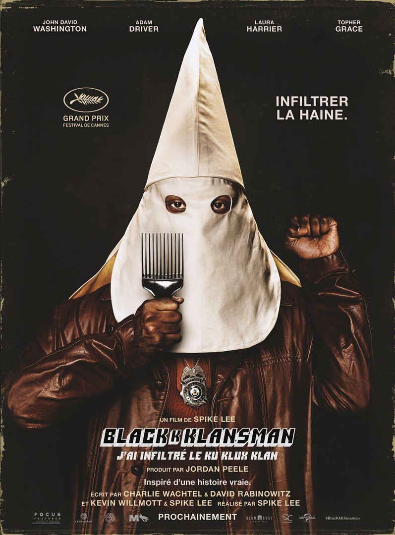 BlacKkKlansman J