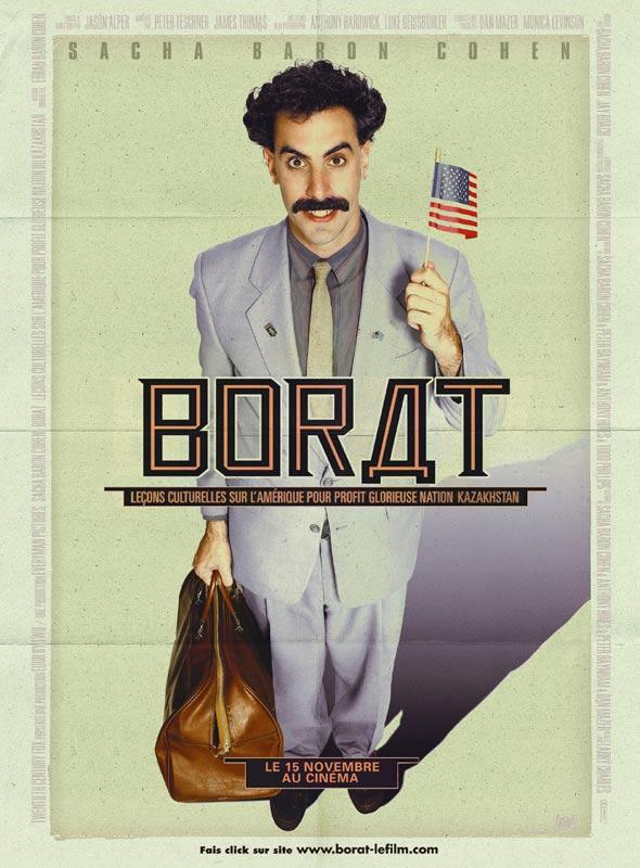 Borat, leçons culturelles sur l