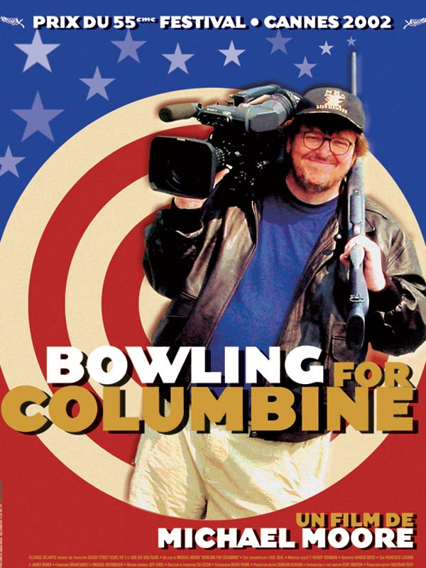 bowling for columbine film techniques What are film/language techniques and effect on the documentary  all in all, `bowling for columbine,' is a very thought provoking film.