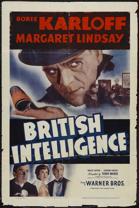 British Intelligence Service
