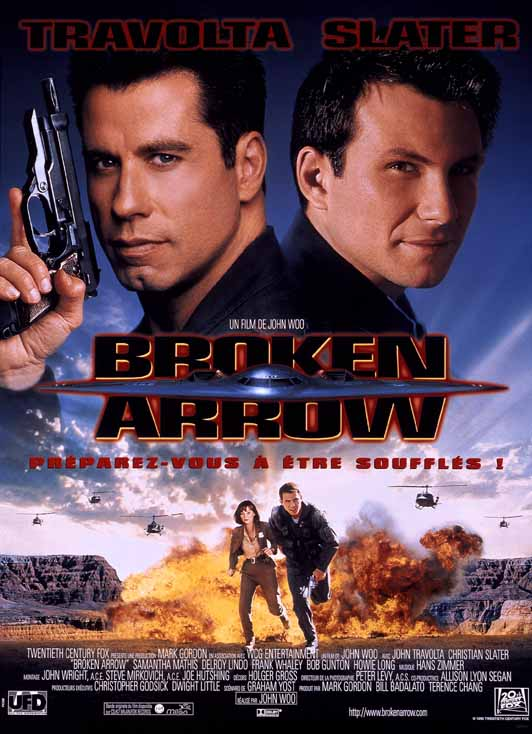Broken Arrow FRENCH DVDRIP [FS]