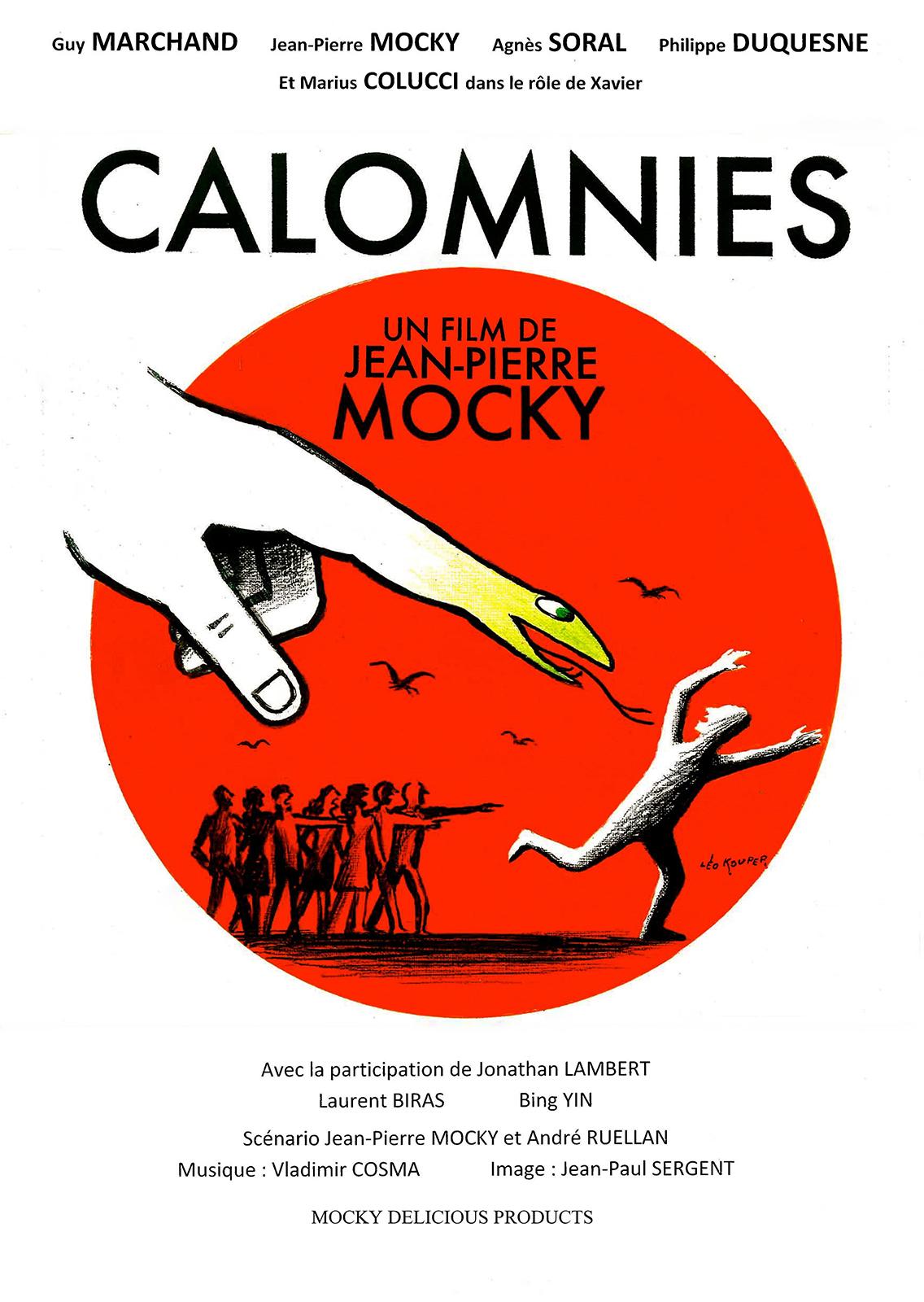 Calomnies