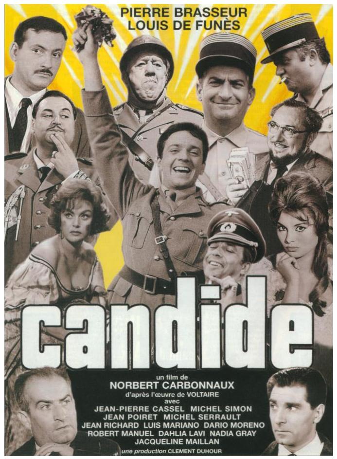 Candide ou l