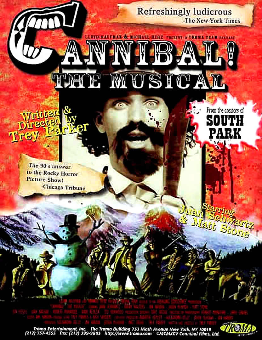 Cannibal : The Musical !
