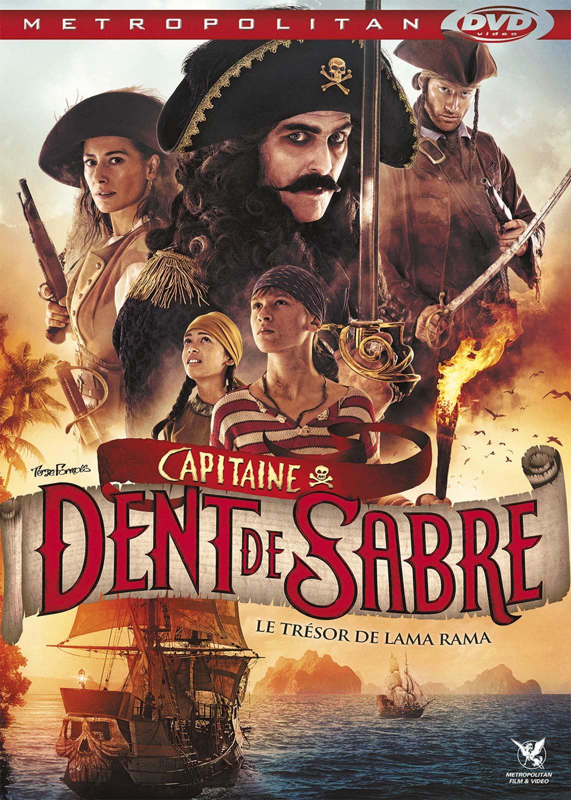 Capitaine Dent de Sabre Le trésor de Lama Rama