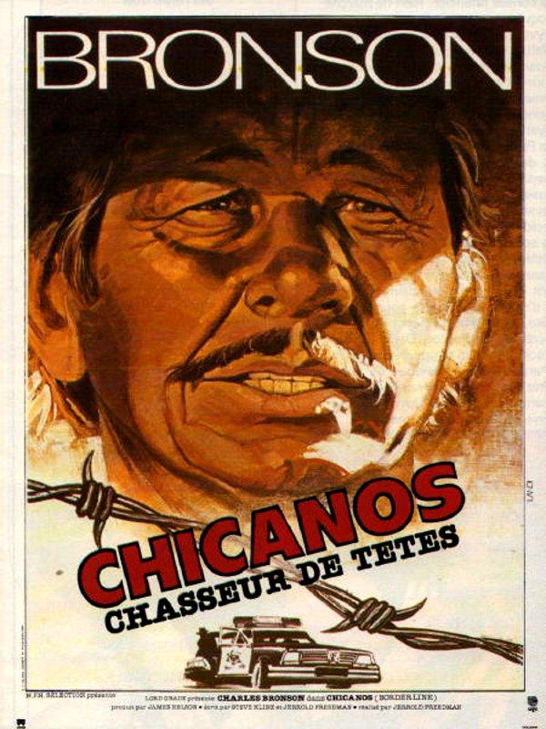 Chicanos, chasseur de têtes