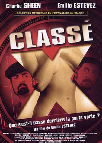 Classé X