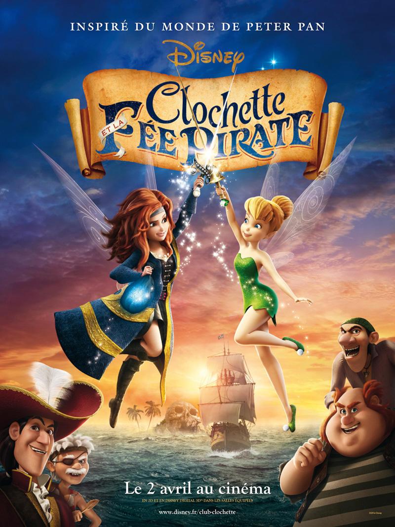 Clochette et la fée pirate