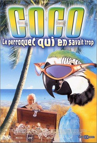 Coco le perroquet qui en savait trop