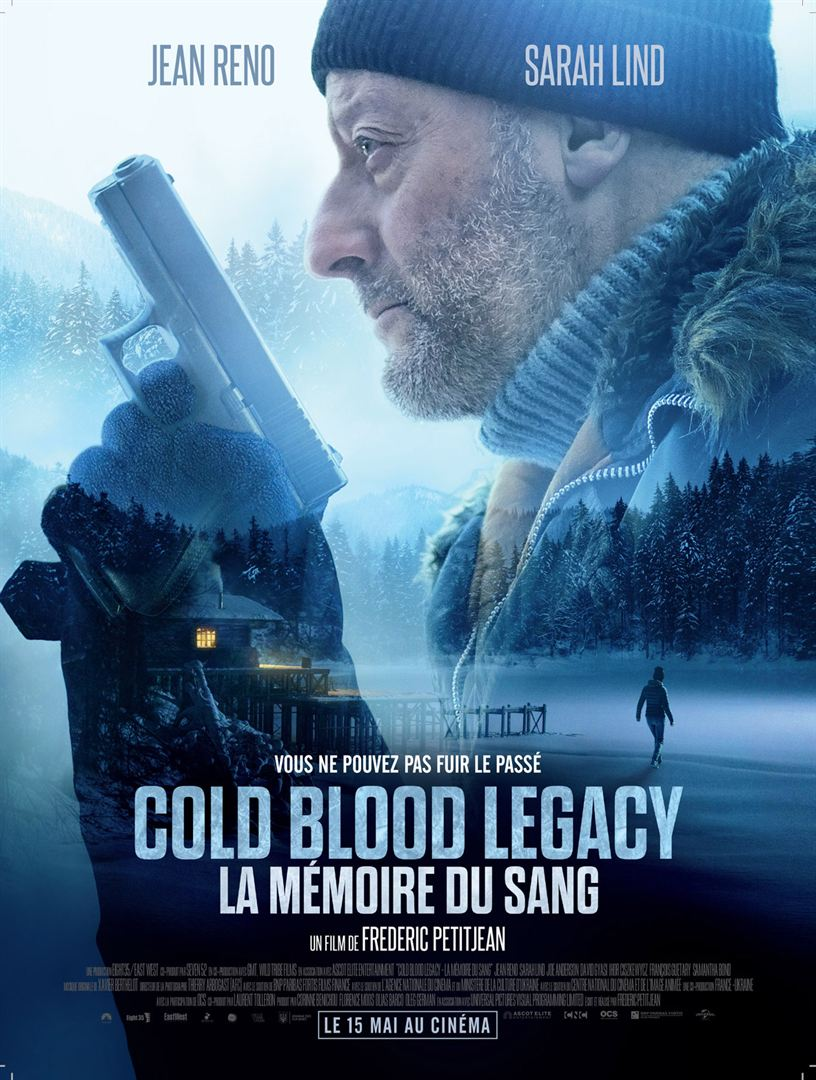 Cold Blood Legacy La mémoire du sang