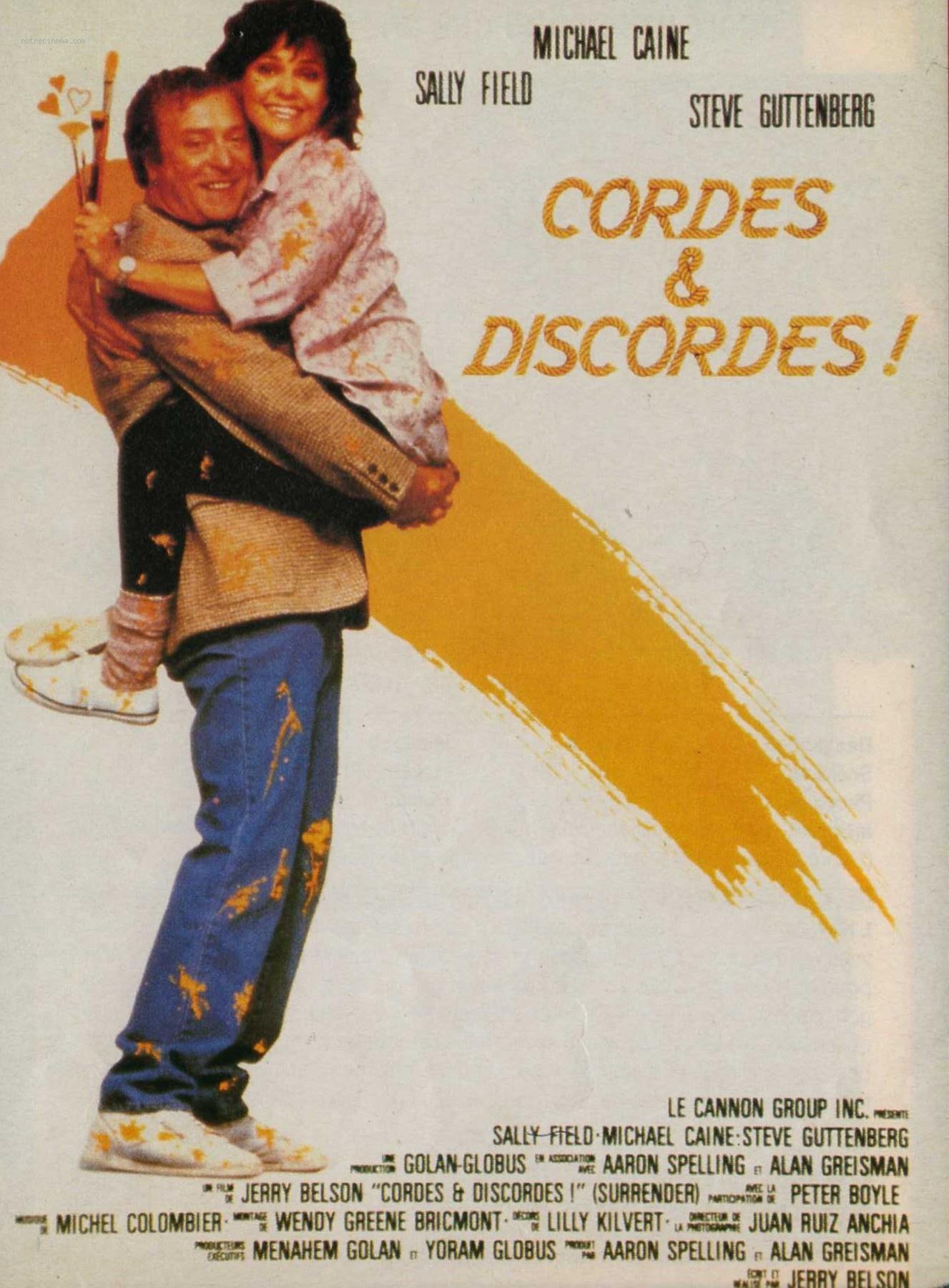 Cordes et Discordes