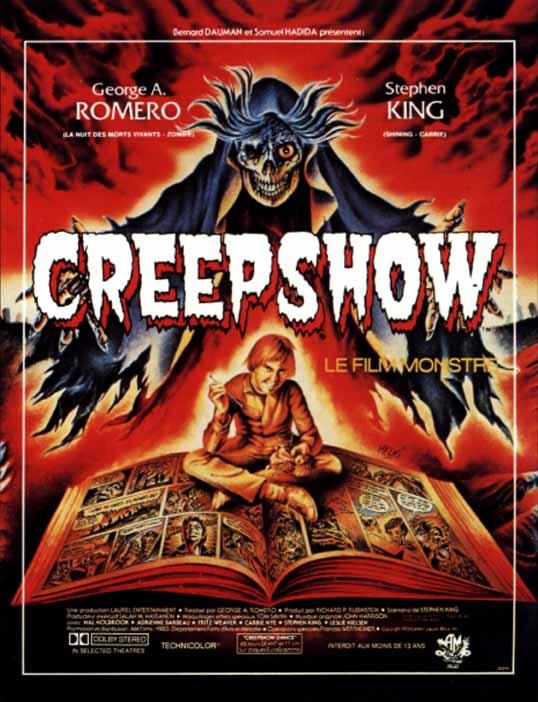 Deadlines - Cinéma - Page 8 Creepshow-affiche-10671