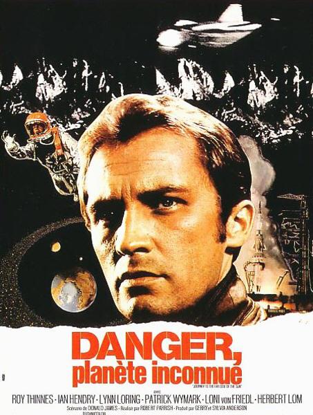 Danger : planète inconnue