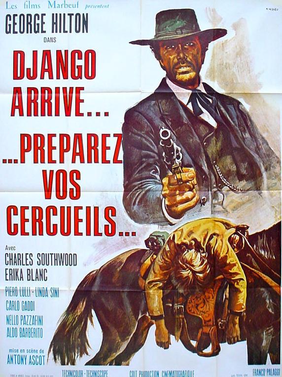 Django arrive, préparez vos cercueils