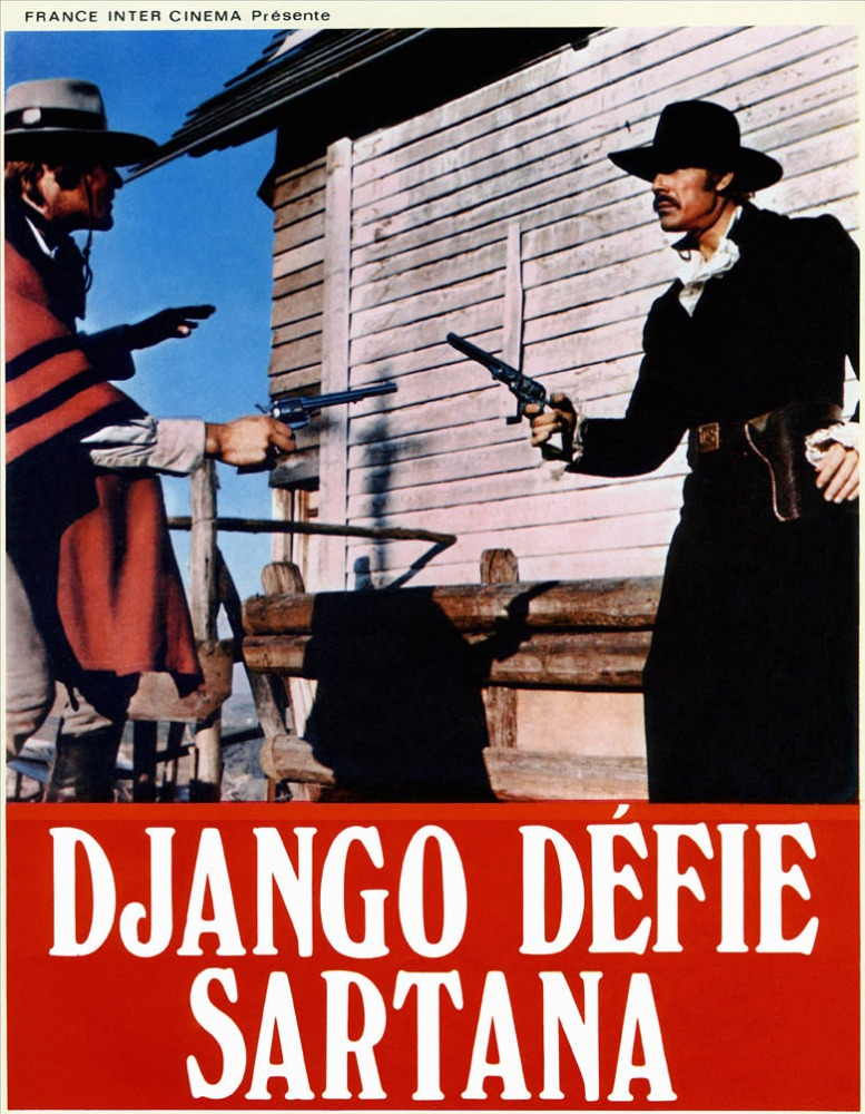 Django défie Sartana