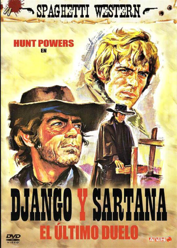 Django & Sartana
