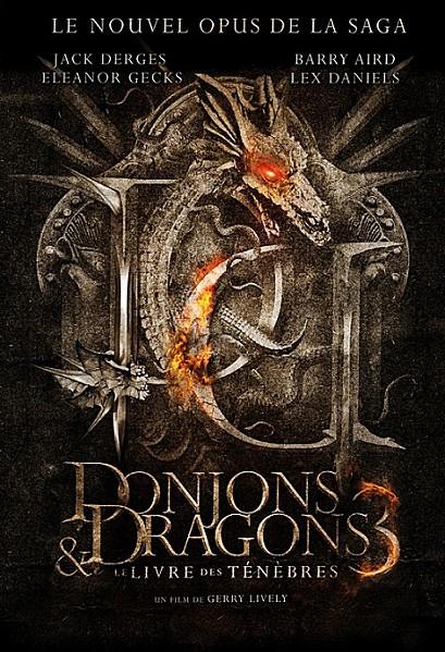 Donjons et Dragons 3 Le livre des ténèbres