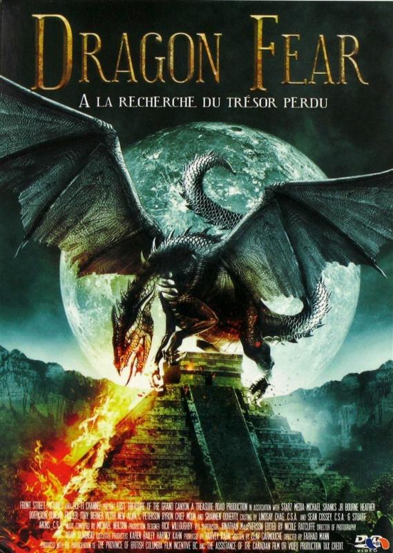 Dragon Fear : A la recherche du trésor perdu (TV)