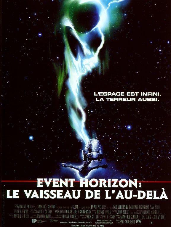 Event Horizon: le vaisseau de l