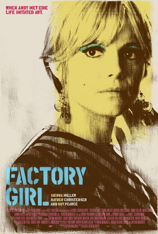 Factory Girl Portrait d
