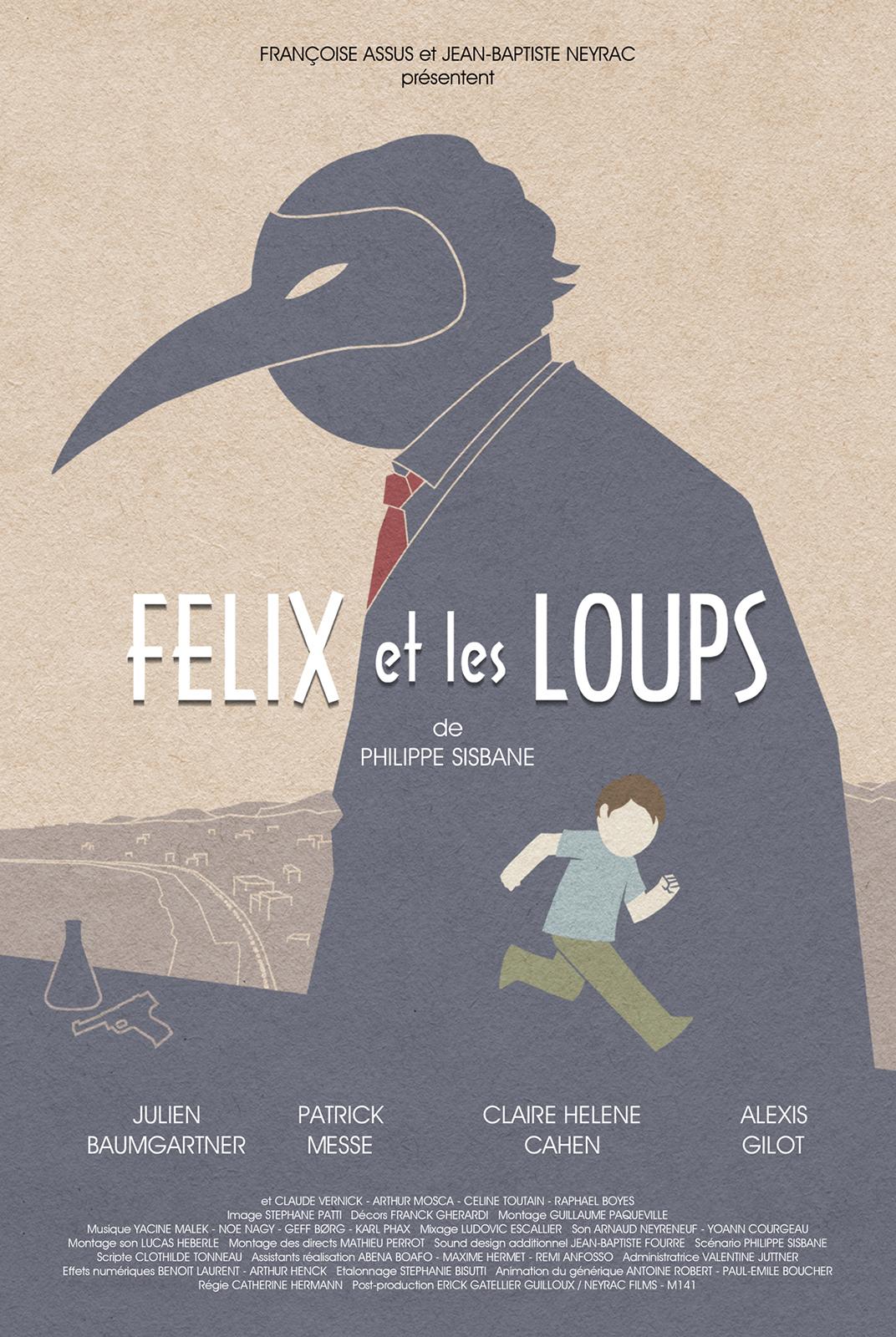 Félix et les Loups