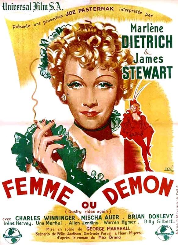 Femme ou démon