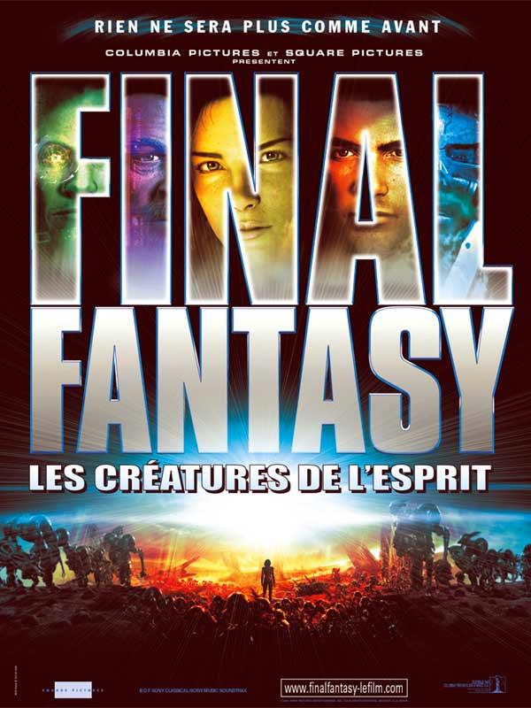 Final fantasy, les créatures de l