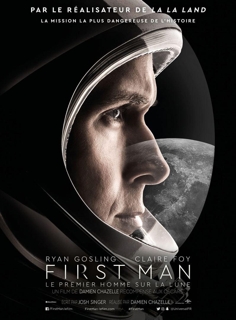 First Man le premier homme sur la Lune