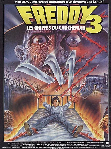 Freddy Chapitre 3 : les griffes du cauchemar