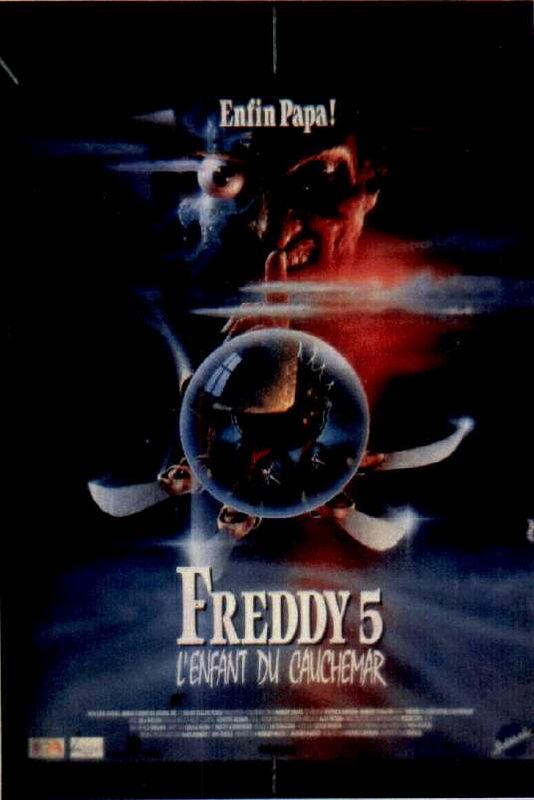 Freddy Chapitre 5 : l