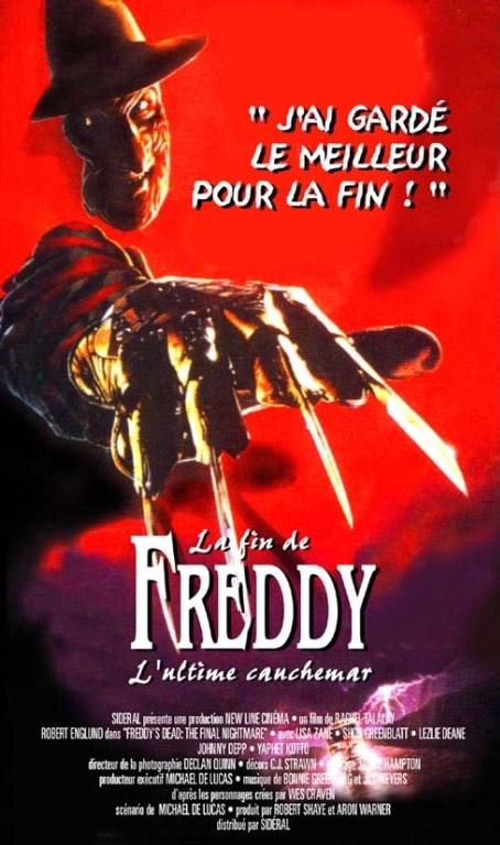 Freddy Chapitre 6 : La fin de Freddy L