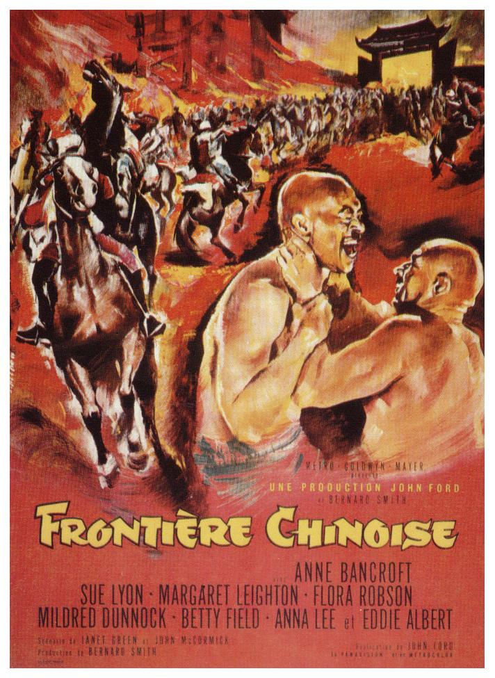 Frontiere chinoise