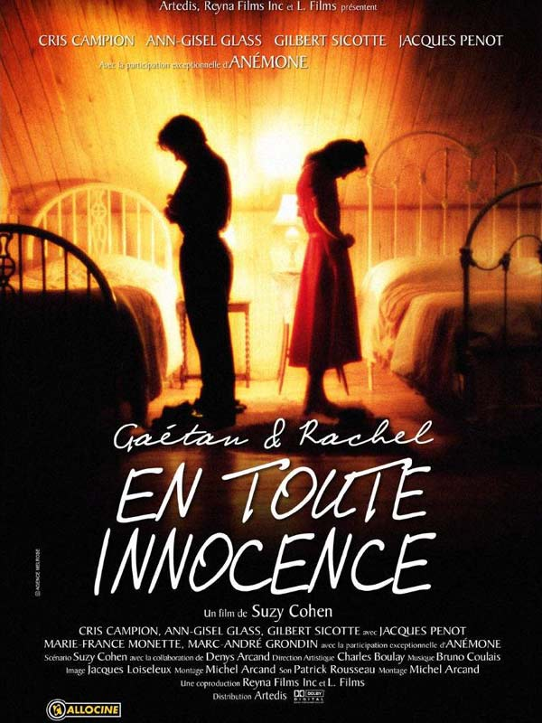 Gaetan et Rachel en toute innocence