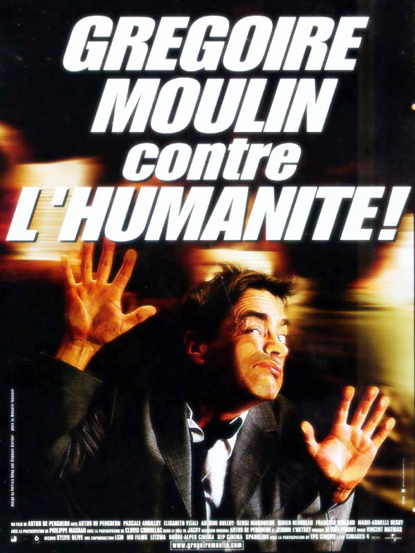 Grégoire Moulin contre l